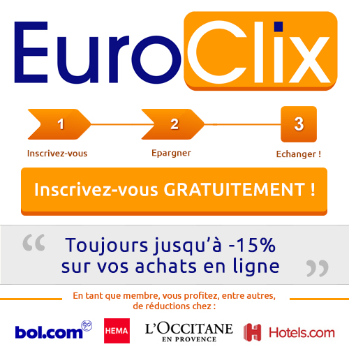 Épargner de l'argent chez EuroClix