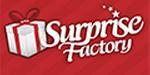 Aanbiedingen en kortingen bij Surprisefactory.be