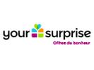 Aanbiedingen en kortingen bij YourSurprise.be