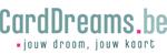 Aanbiedingen en kortingen bij CardDreams.be